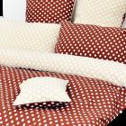 Stanex Metráž bavlna puntík béžový (LS145)
