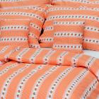 Stanex Metráž bavlna bavlněné Barunka oranžová (LS175)