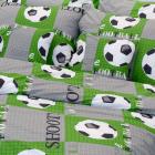 Stanex Metráž bavlna bavlněné fotbal (LS184)